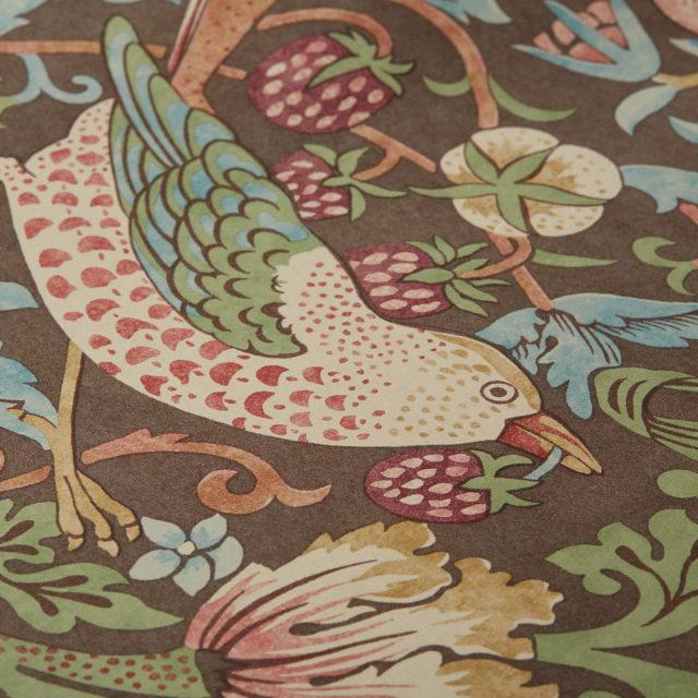 秋にオススメしたいモリスの世界 この秋はクラシカルな壁紙を