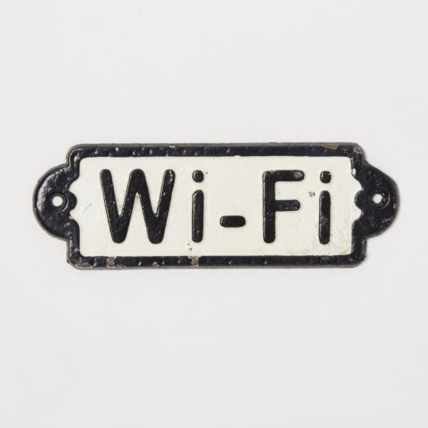 IRON SIGN Wi-Fi