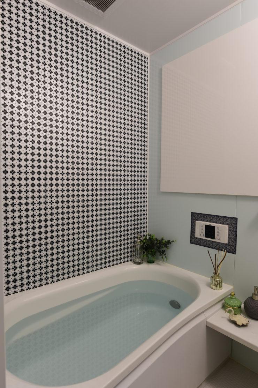 お風呂もおまかせ!水に強いデコレーションテープ