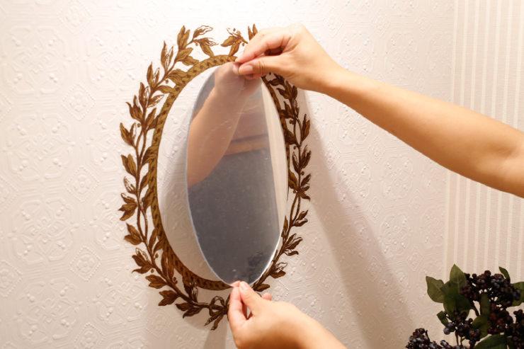 ミラーマジック!?空間に広さや奥行きを感じられる鏡の使い方をご紹介