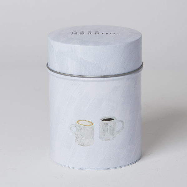 Coffee Canisuter Coffee Canister Good morning