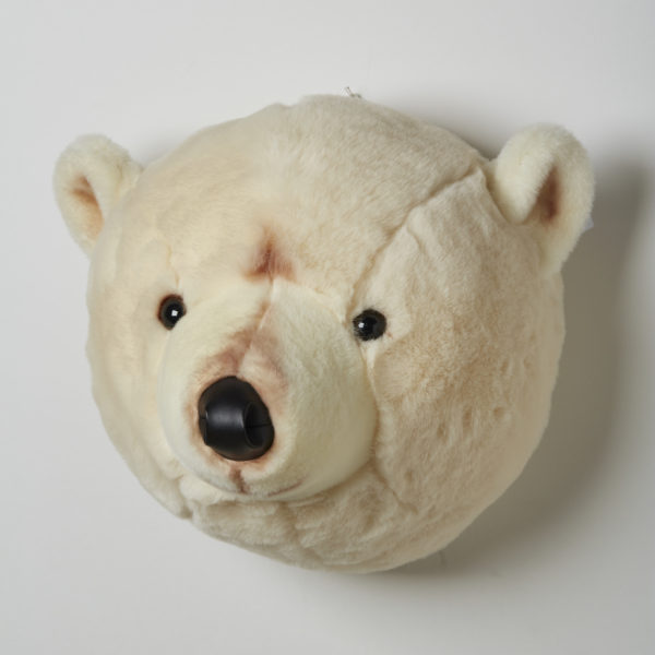 Animal Head Polar Bear