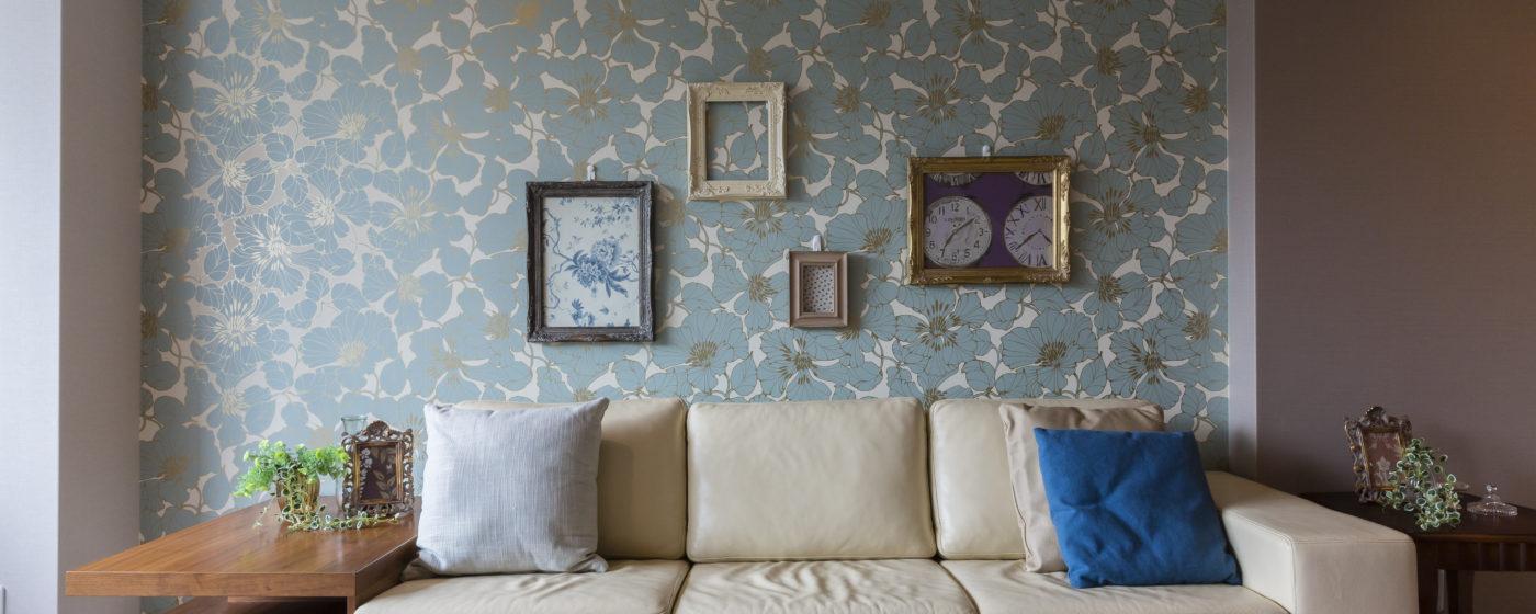 お部屋の印象をガラッと変える!壁色の選び方