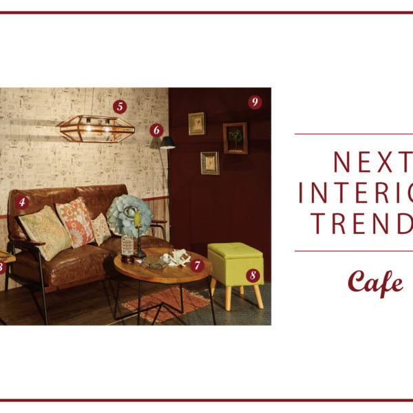 【CAFE – 4 】anthem Sofa
