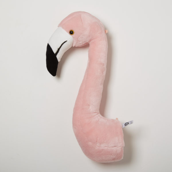 Animal Head Flamingo