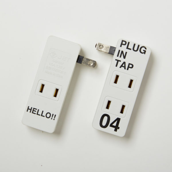 PLUG IN TAP_04*2SET WH