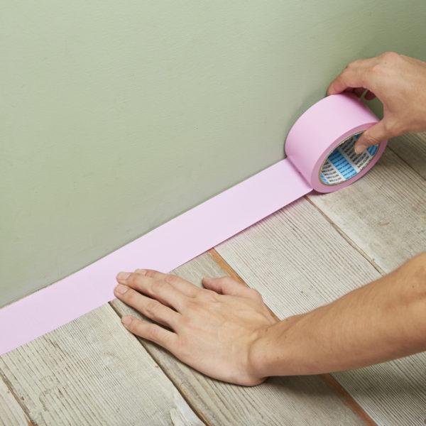 床養生テープ