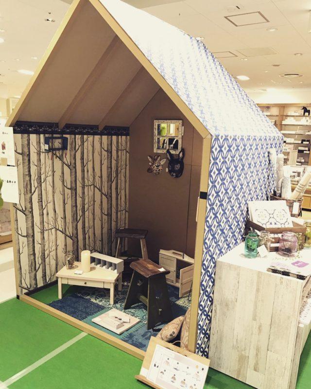 手作り 秋の暮らし方 Decor Tokyo POP UP SHOP!