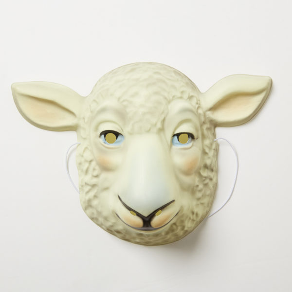 Animal Mask Sheep