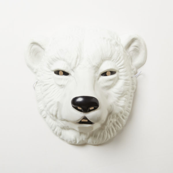 Animal Mask Polar Bear