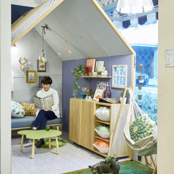 パルプ製ハウス 2畳サイズ