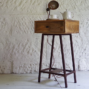 【RUSTIC HANDMADE-7】DE SIDE TABLE