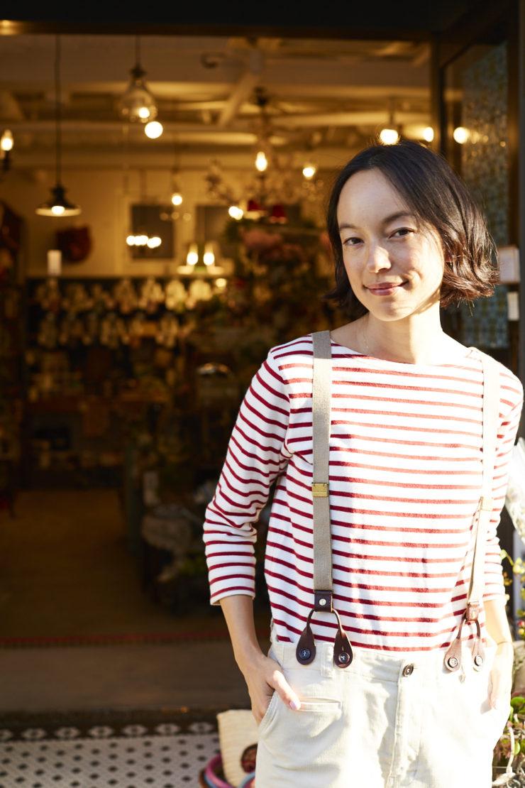 「自分で育てる空間」 の心地よさ モデル・女優 KIKIインタビュー