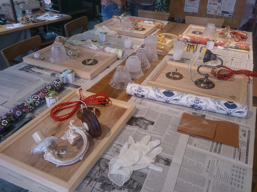 【DecorTokyoワークショップ】4/22(土)eponte DIY workshop
