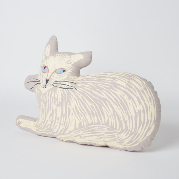 松尾ミユキCushion_Slim Cat
