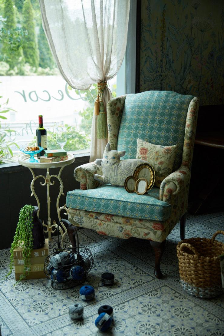 雨の日は、窓周りが楽しいお部屋で過ごそう vol.2