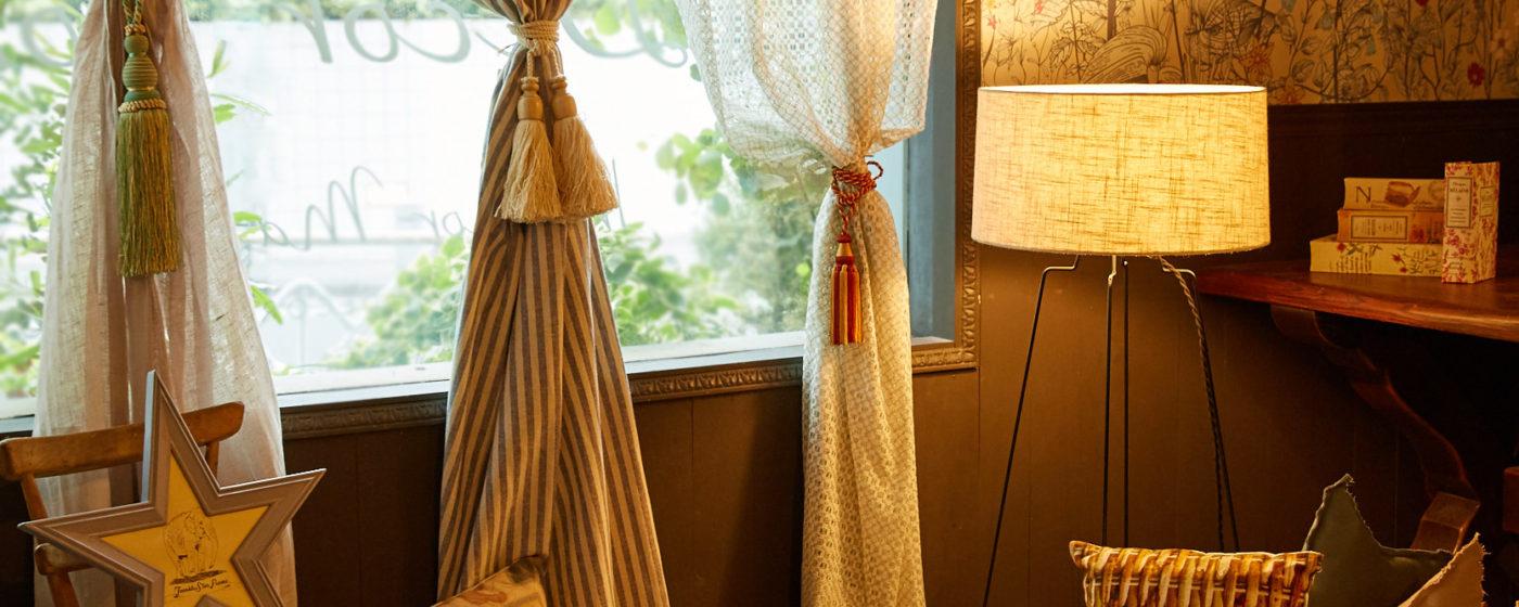 雨の日は、窓周りが楽しいお部屋で過ごそう vol.3