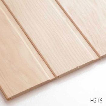 モールディング パネリング (ベイツガ) H216