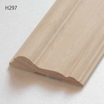 ベイツガ チェアレール(腰見切)H297