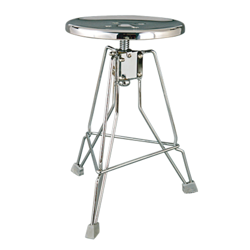 STOOL CLIPPER II CHROME