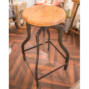 EL IRON HIGH STOOL