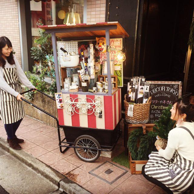 【Decor Tokyo】スタッフ募集のお知らせ※締め切りました※
