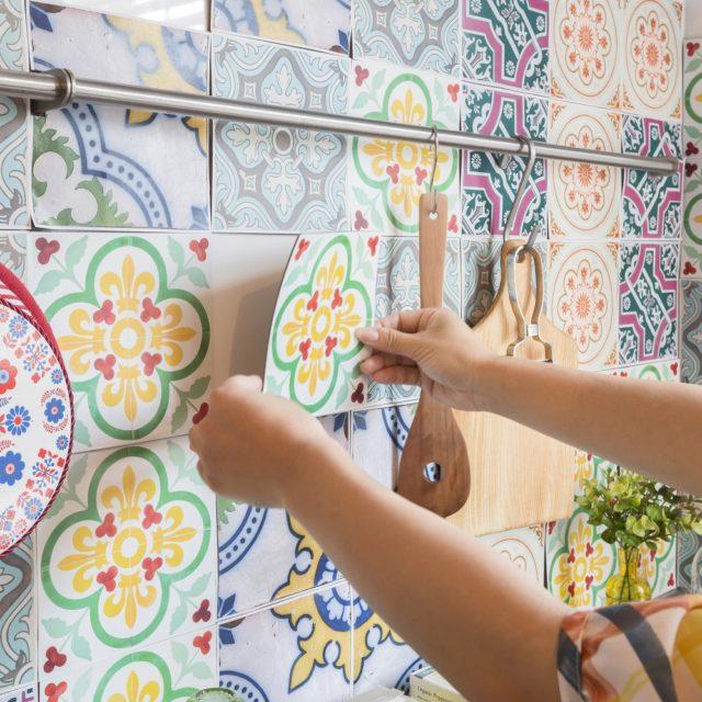 大掃除の時がチャンス! 簡単DIYで自分好みのキッチンにリニューアルしませんか?