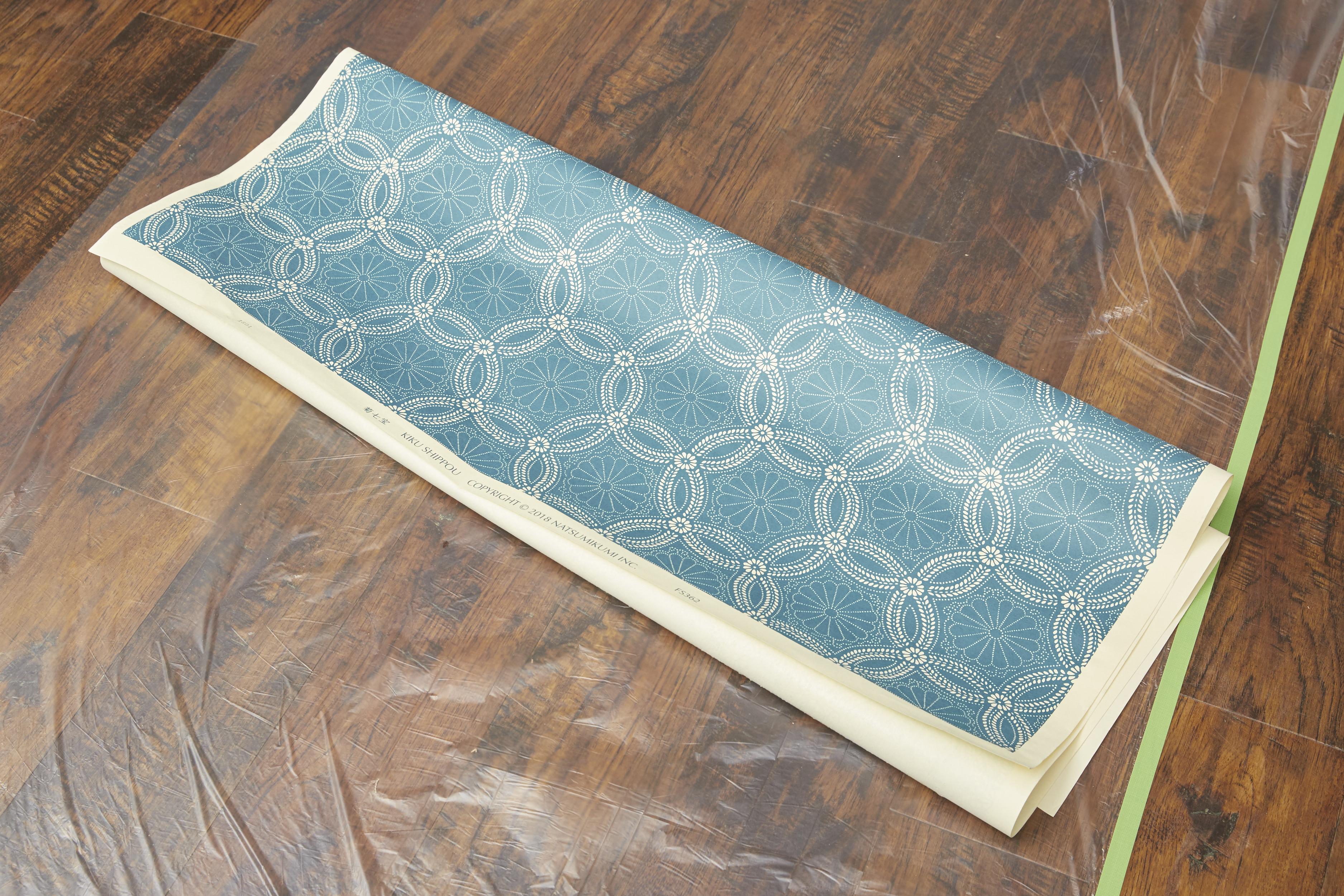 壁にも貼れる 夏水組オリジナル襖紙のすすめ 其の弐 Material