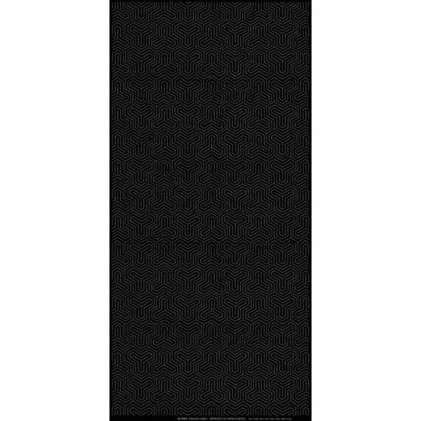 毘沙門亀甲 黒