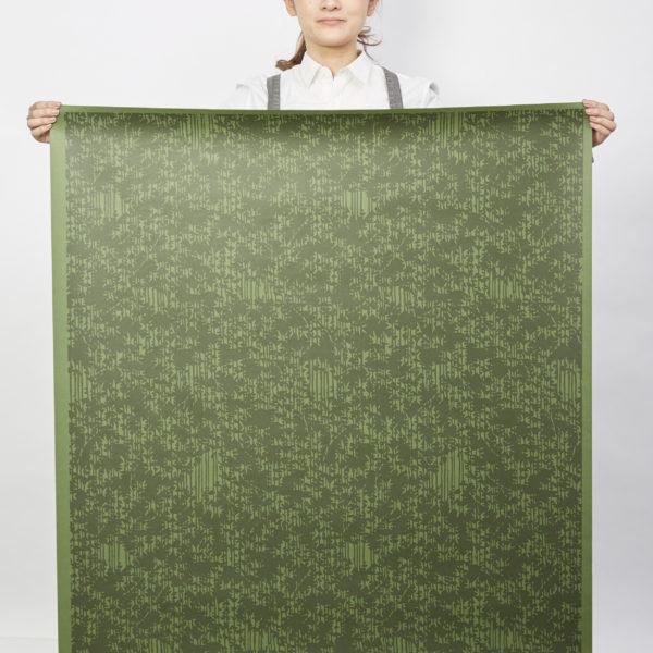 楓鹿紋 花色