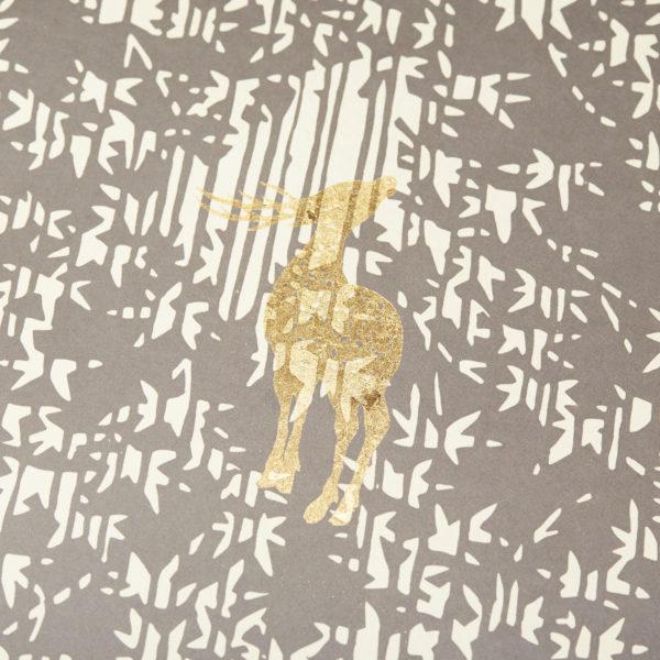 楓鹿紋 鼠