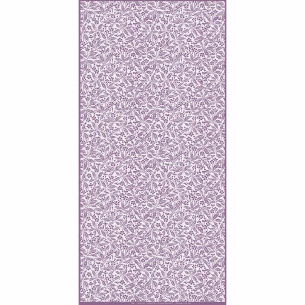 葉桜 藤紫
