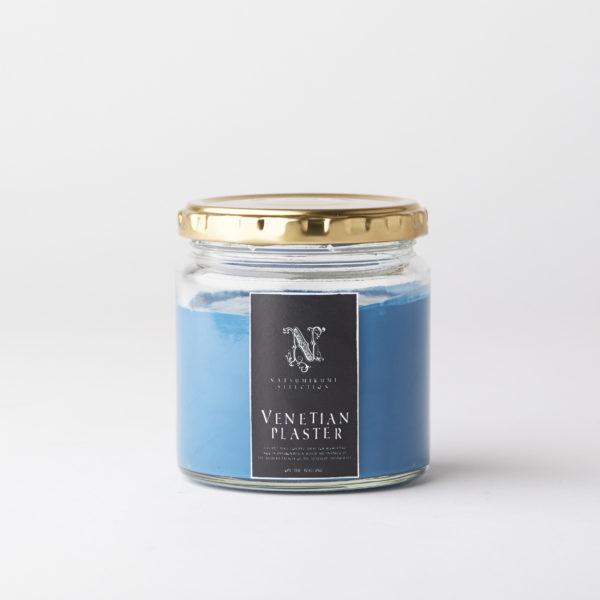 ヴェネチアンプラスター ブルー 250g