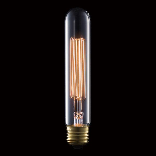 Carbon Bulb E26 T30 40W