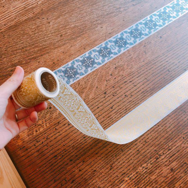 秋冬は decolfaパーティー、はじめよう!-貼って剥がせるテーブルコーディネートアイデア