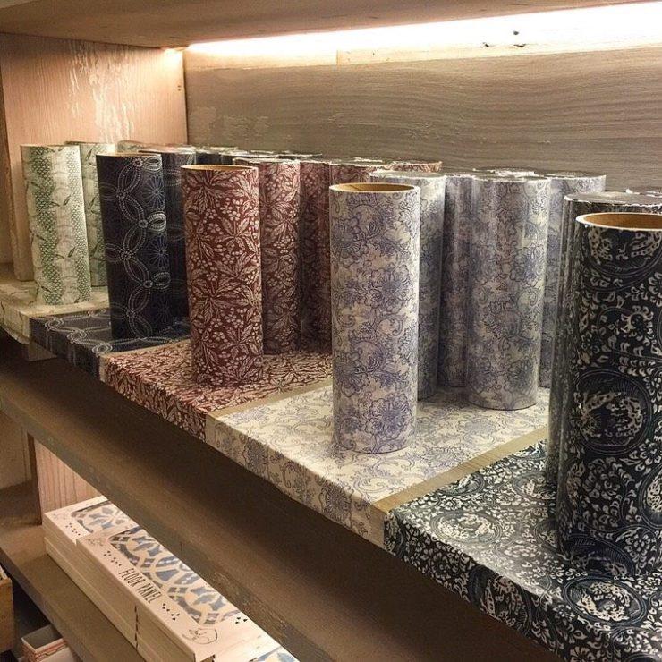 和柄が美しい「decolfaマスキングテープ〜japonシリーズ」パリ販売に先がけて、一足先にお披露目です