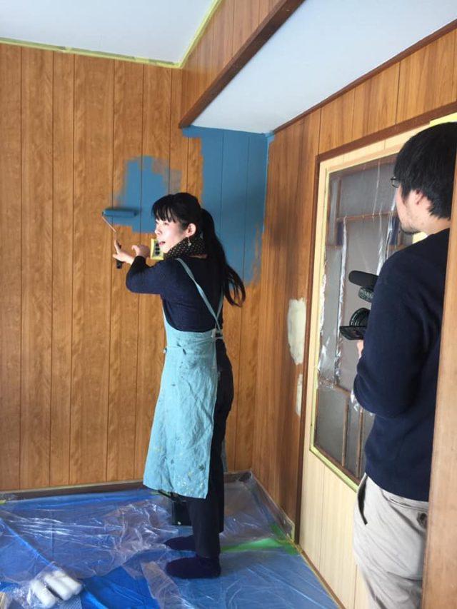DIYでどこまでできる!? 集中DIYでお部屋大変身-「内装の学校」DIYレポート
