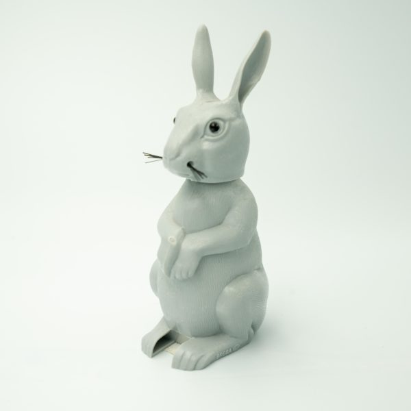 Bobbing Rabbit Gray