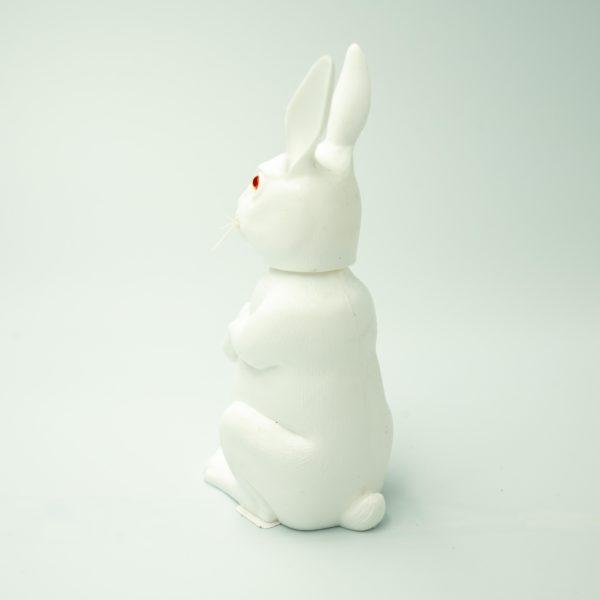 Bobbing Rabbit White