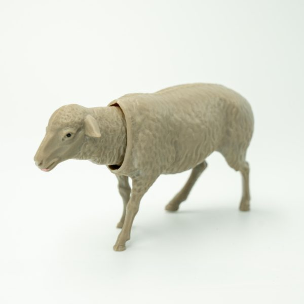 Bobbing Sheep Gray
