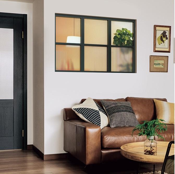 光や風を取り込める Panasonic『室内窓』のご案内