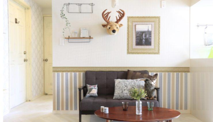 お家時間ににおすすめのDIYをご紹介!DIYでお家をもっと自分らしく