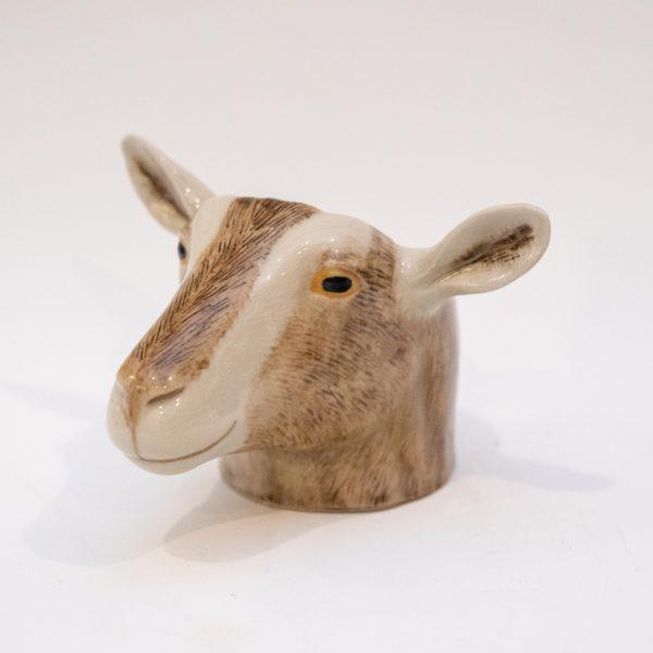 Goat Face Egg Cup Q678