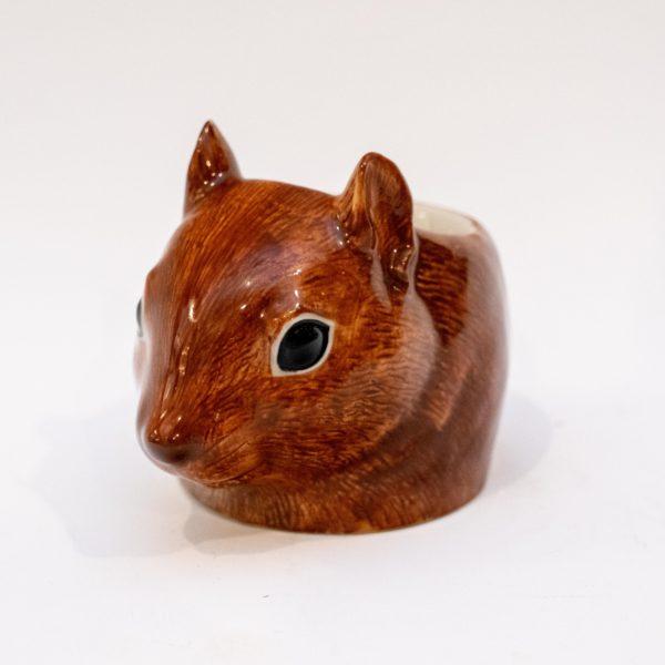 Squirrel Face Egg Cup Q973