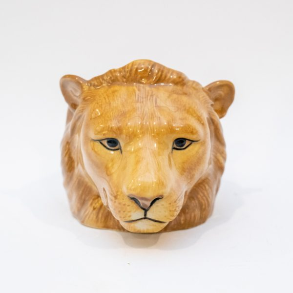 Lion Face Egg Cup Q563