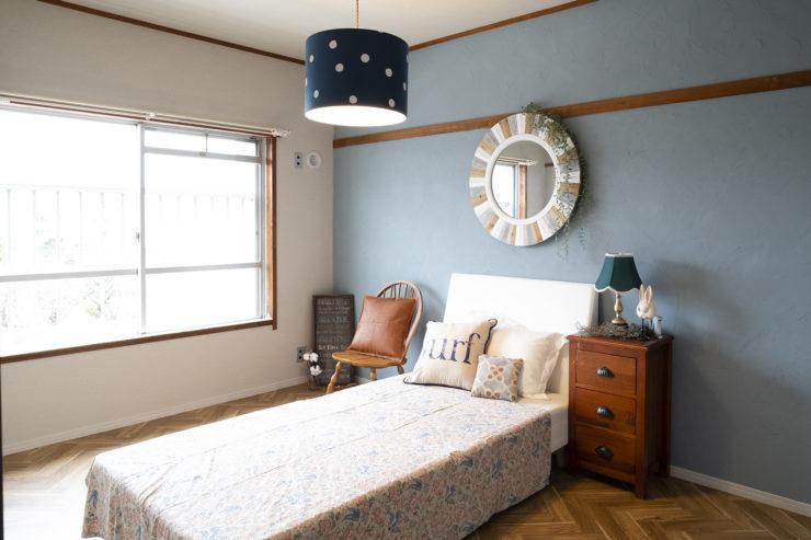 プライベートな空間だから、お気に入りの壁にしたい -夏水組がつくる、寝室ウォールコレクション