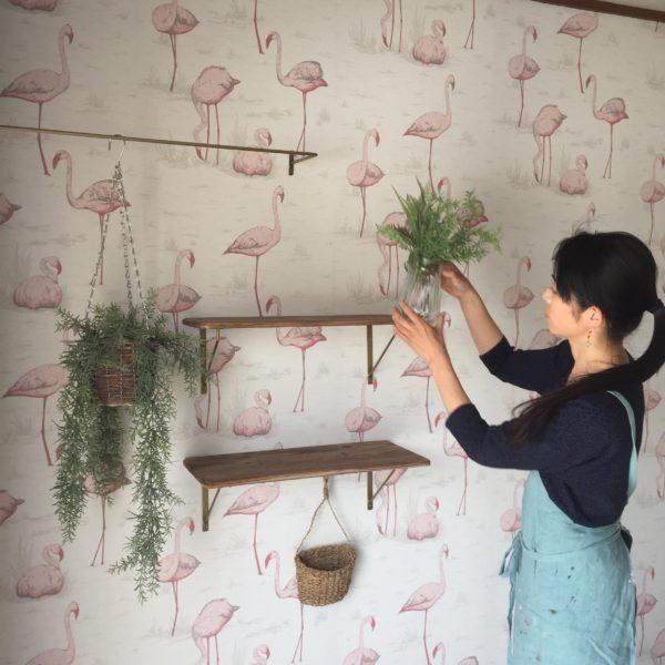 【オンライン体験】坂田夏水が伝授する、暮らしのレッスン -オンライン・DIYコーディネートセミナー