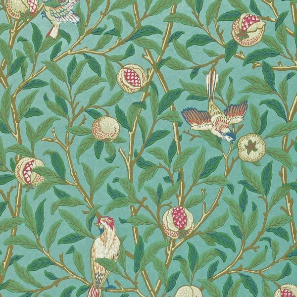 MORRIS & Co. Bird & Pomegranate 212538-1m